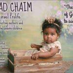 Be'ad Chaim Pro-Life